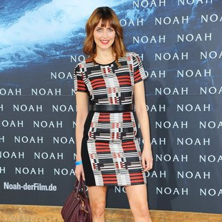 Eva Padberg in German Premiere of Noah