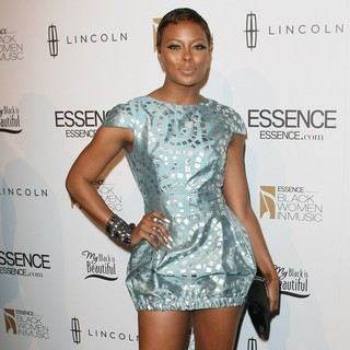 Eva Marcille in 3rd Annual Essence Black Women in Music Event