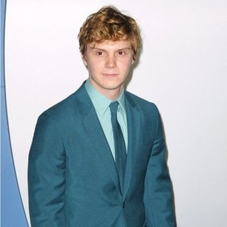 Evan Peters in X-Men: Days of Future Past World Premiere - Arrivals