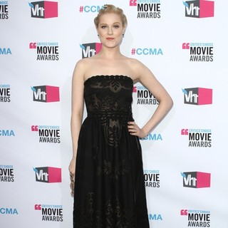 Evan Rachel Wood in 17th Annual Critic's Choice Movie Awards - Arrivals