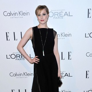 Evan Rachel Wood in ELLE's 18th Annual Women in Hollywood Tribute - Red Carpet