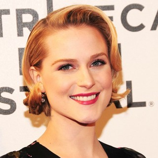 Evan Rachel Wood in 2013 Tribeca Film Festival - A Case of You Premiere - Arrivals