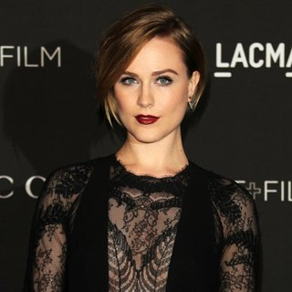 Evan Rachel Wood in 2014 LACMA Art + Film Gala Honoring Barbara Kruger and Quentin Tarantino Presented by Gucci