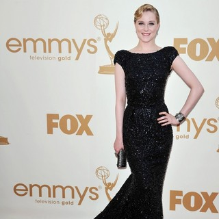 Evan Rachel Wood in The 63rd Primetime Emmy Awards - Arrivals