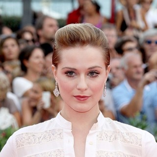 Evan Rachel Wood in 68th Venice Film Festival - Day 1 - The Ides of March - Red Carpet