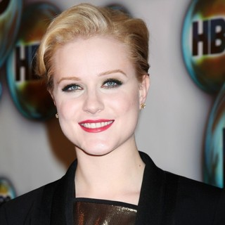 Evan Rachel Wood - The 69th Annual Golden Globe Awards HBO After Party