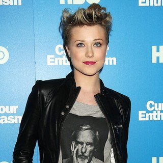 Evan Rachel Wood - Screening of The New Season of The Curb Your Enthusiasm - Arrivals