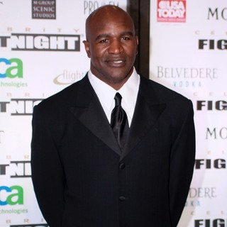Evander Holyfield in Muhammad Ali's Celebrity Fight Night XIII