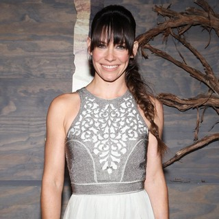 Evangeline Lilly in The Hobbit: The Desolation of Smaug Los Angeles Premiere