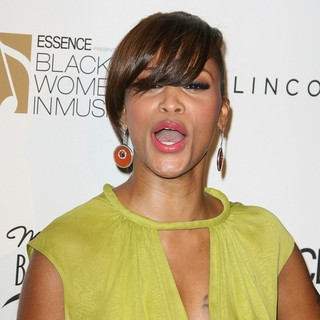 Eve in 3rd Annual Essence Black Women in Music Event