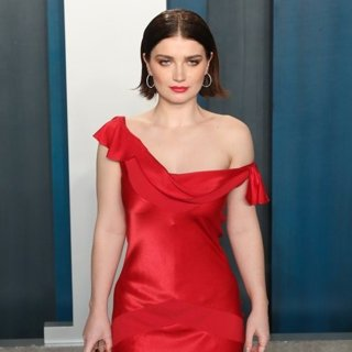 Eve Hewson in The Vanity Fair Oscar Party 2020