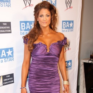 Eve Torres in WWE's SummerSlam Kickoff Party