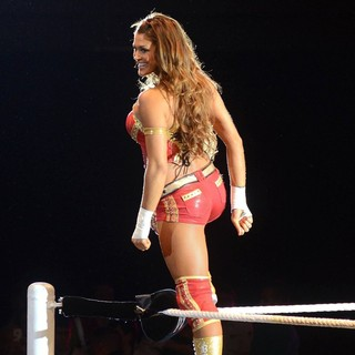Eve Torres in WWE RAW Superstars