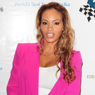 Evelyn Lozada in The Rally for Kids with Cancer Scavenger Cup - Start Your Engines Brunch