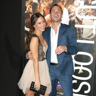 Briana Evigan, Patrick Flueger in Los Angeles Premiere of Footloose