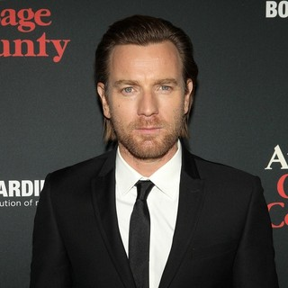 Ewan McGregor in The Weinstein Company Presents The LA Premiere of August: Osage County