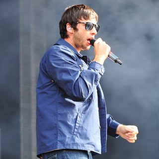 Example in V Festival - Day Two