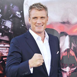 Dolph Lundgren in Los Angeles Premiere of 'The Expendables'