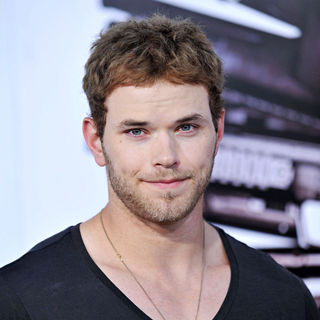 Kellan Lutz in Los Angeles Premiere of 'The Expendables'