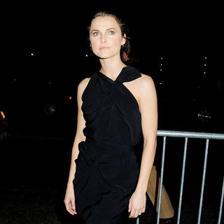 Keri Russell in Premiere of 'Extraordinary Measures'