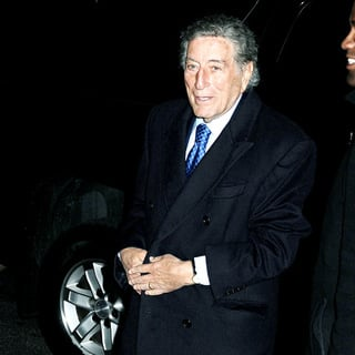 Tony Bennett in Premiere of 'Extraordinary Measures'