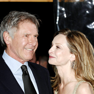 Calista Flockhart, Harrison Ford in Premiere of 'Extraordinary Measures' - Arrivals