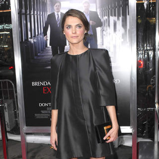 Keri Russell in Premiere of 'Extraordinary Measures' - Arrivals