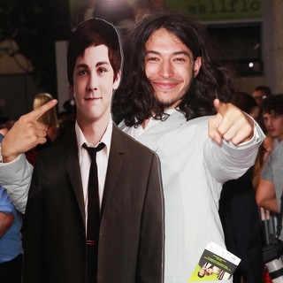 Ezra Miller in The Los Angeles Premiere of The Perks of Being a Wallflower - Arrivals