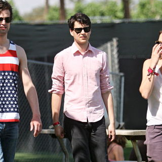 Ezra Koenig in The 2010 Coachella Valley Music and Arts Festival - Day 1