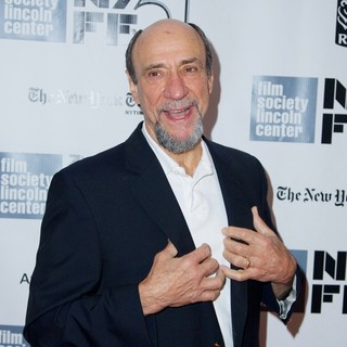 The 51st New York Film Festival - Inside Llewyn Davis Premiere - Arrivals - f-murray-abraham-51st-new-york-film-festival-02