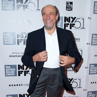 The 51st New York Film Festival - Inside Llewyn Davis Premiere - Arrivals - f-murray-abraham-51st-new-york-film-festival-04
