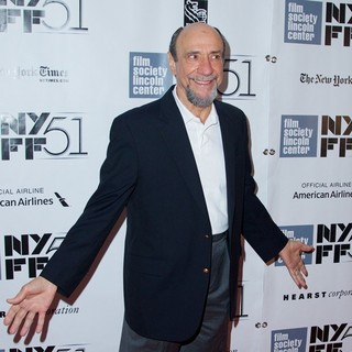 The 51st New York Film Festival - Inside Llewyn Davis Premiere - Arrivals - f-murray-abraham-51st-new-york-film-festival-05