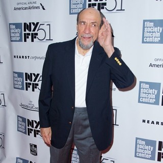 The 51st New York Film Festival - Inside Llewyn Davis Premiere - Arrivals - f-murray-abraham-51st-new-york-film-festival-06
