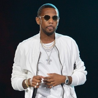 Fabolous Performing Live Onstage