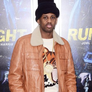 Fabolous - Run All Night World Premiere - Red Carpet Arrivals