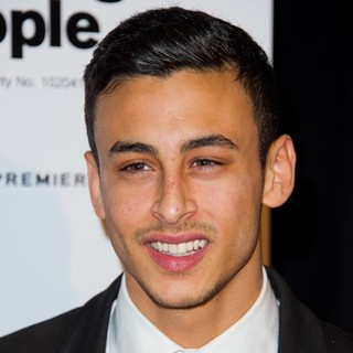 Fady Elsayed in The London Critics' Circle Film Awards