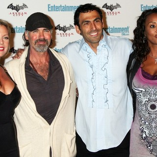 Jeff Fahey, Vivica A. Fox in Comic Con 2011 Day 3 - Entertainment Weekly Party - Arrivals