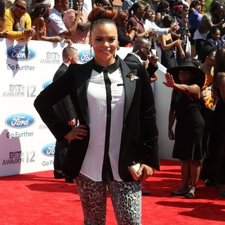 Faith Evans in The BET Awards 2012 - Arrivals