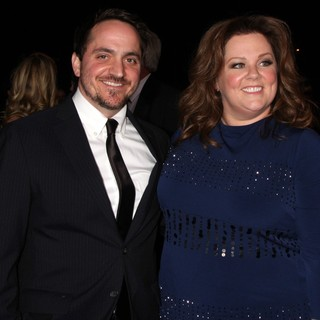 Ben Falcone, Melissa McCarthy in The 23rd Annual Palm Springs International Film Festival Awards Gala - Arrivals