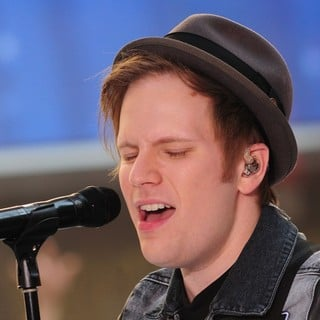 Patrick Stump, Fall Out Boy in Fall Out Boy Perform Live as Part of The Toyota Concert Series on NBC's Today