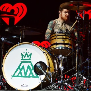 Andy Hurley, Fall Out Boy in Y100's Jingle Ball 2013 Presented by Jam Audio Collection - Concert
