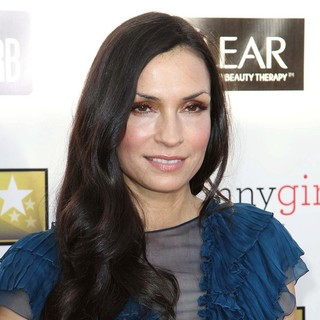 Famke Janssen in 18th Annual Critics' Choice Movie Awards