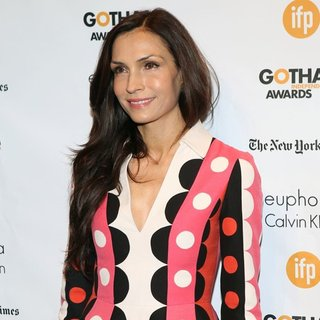 Famke Janssen in 24th Annual Gotham Independent Film Awards - Arrivals