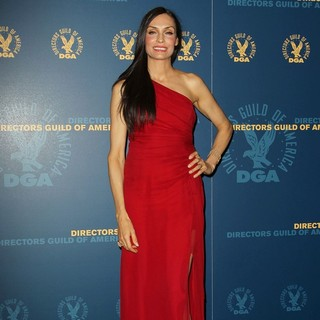 Famke Janssen in 65th Annual Directors Guild of America Awards - Press Room
