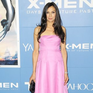 Famke Janssen in X-Men: Days of Future Past World Premiere - Arrivals