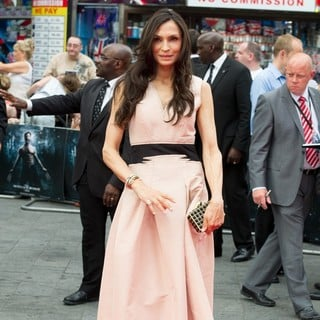 Famke Janssen in The Wolverine U.K. Film Premiere - Arrivals