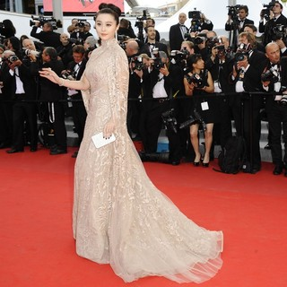 Fan Bingbing in Rust and Bone Premiere - During The 65th Annual Cannes Film Festival