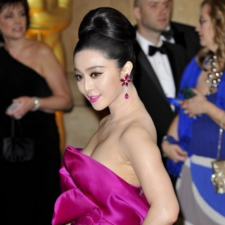 Fan Bingbing in The 85th Annual Oscars - Red Carpet Arrivals