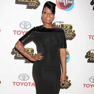 Fantasia Barrino in 2012 Soul Train Awards - Arrivals