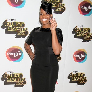 Fantasia Barrino in 2012 Soul Train Awards - Arrivals - fantasia-barrino-2012-soul-train-awards-04